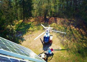 China Communication Base Station Wind Turbine Solar Panels Hybrid System Lightweight on sale