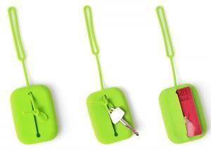China El silicón suave personalizado empaqueta para la tarjeta de la llave y de crédito del coche, estándar de Rohs/SGS on sale