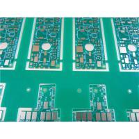 China Half Hole PCB - Raddii Plated PWB - Edge castellation Plated Circuit Board on sale