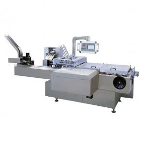 China Semi Automatic Bottle Packing Machine , Auto Cartoner Machine For Pharmacy on sale