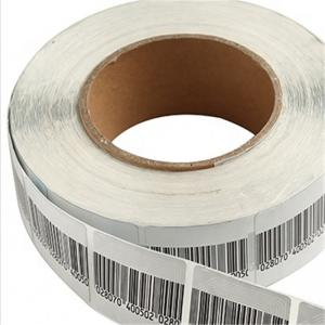 China Recycle Anti Shoplifting 8.2 Mhz Security Labels For Department Store / EAS RF Tag on sale