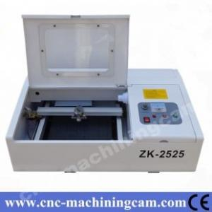 China rubber stamp making machine supplier ZK-2525-40W(250*250mm) on sale
