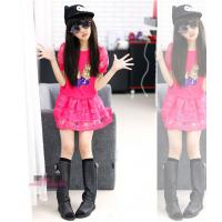 China Wholesale Latest Children Dress Design for 5-16 year girl clothes on sale