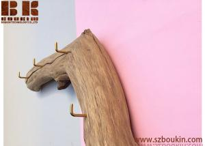 China recyclable minimalist handmade wooden coat rack for housewarming gift on sale