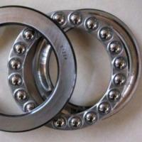 NACHI Flat Washer 51110 Thrust Ball Bearing high quality Made In Japan Chrome steel