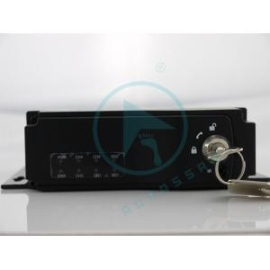 China 720P H.264 D1 Taxi / Car Mobile DVR 3G + Wifi + G-Sensor Aluminium CIF / 2CIF / D1 Resolution on sale