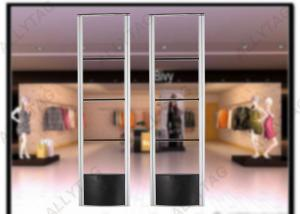 China Strong Sensor Dual Eas RF Security Antenna Gates Retail Lost System 8.2Mhz on sale