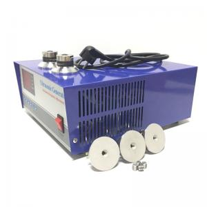 China Single Frequency Ultrasonic Power Generator 1000W/2000W/3000W For Cleaning Machine on sale