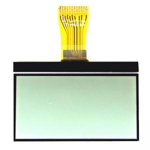 China 12864 resolution custom monochrome lcd display for wifi system devices on sale
