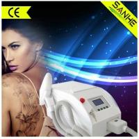 2016 Mini High energy q switch ND YAG laser tattoo removal for all colors