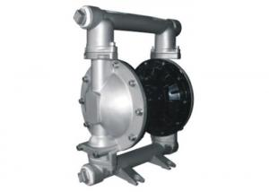 China Pneumatic Stainless steel diaphragm pump for food processing transfer on sale