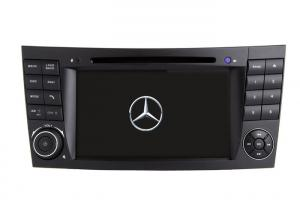 China Mercedes Benz E-Class W211 Android 9.0 Car DVD Players with GPS Navigation on sale