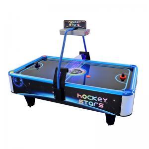 China Portable Stars Air Hockey Arcade Machine , Square Hockey Game Machine on sale