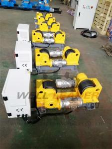 China Automatic Welding Turning Rolls Light Duty 2 Ton Driving 4-48 Pipe Compacted on sale