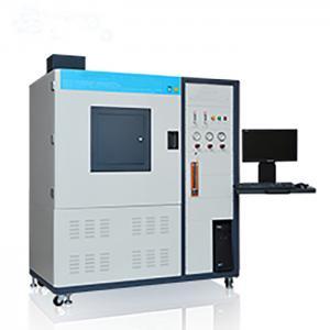 China NBS Plastic Fabric Flame Test , Smoke Density Test Box Textile Burn Test on sale