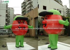 China Outdoor Advertising Inflatables Custom Inflatable Golf Ball Costume on sale