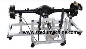 China Automobile Final Drive System Trainer Automobile Training Equipment on sale