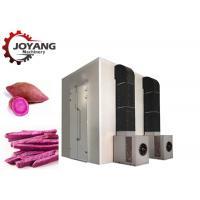 China Hot Air Sweet Purple Potato Drying Machine Heating Pump Dehydrated Potato Machine on sale