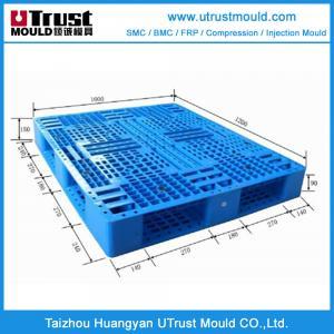 China 2015 hot sale plastic pallet mould on sale