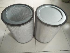 China Roots Blower Eccentric Separator Element Air Compressor VM60 Diameter 380 Inlet Filter Element on sale