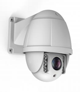 China AWB Intelligent PTZ CCTV Camera Internal sync , Auto Iris Control on sale