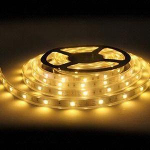 China Superbright warm white IP67 5050 smd led 5000hours flexible strip lights on sale