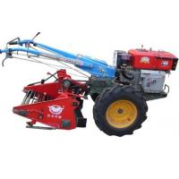 Walking Tractor Hitached with Potato Harvester(Digger)