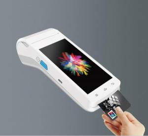 China Android handheld smart pos system terminal-AUTOID DJ V90 on sale