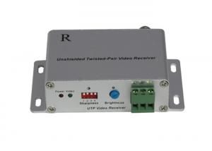 China BNC to RJ45 UTP Active CCTV Video Balun , Active Video Receiver VB301R on sale