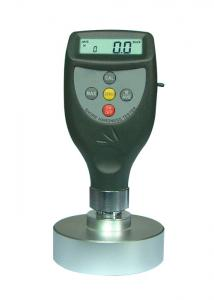 China Digital Shore Hardness Tester With Large Diameter Presser Foot , Portable Hardness Tester on sale