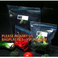 Eco-friendly PE Double Track Vacuum PE Plastic Zipper, Double Track Ziplock Plastic Bags /Zip Lock Clear Plastic Bag pac