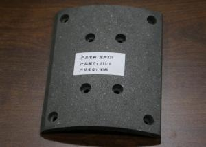 China 100% Benching Test Vehicle Brake Linings Emark Quality Standard on sale