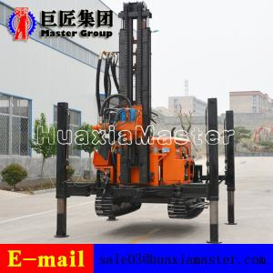China Advance Technology Powerful FY200 crawler type pneumatic drilling rig on sale on sale