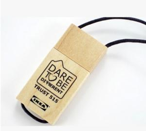 China whosale Wooden USB flash drives , OEM USB flash memory ,banboo USB memory drive on sale