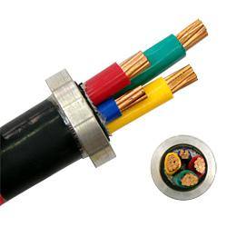 China Low-Voltage Pvc Insulated Power Cable 300v 500v on sale