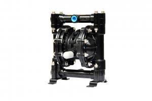 China Non Leakage AODD Pump Air Operated Diaphragm Plate And Frame Filter Press on sale
