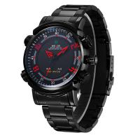 b1b847132f1 China Men s Sports Wrist Army Watch multiple time zone wrist watches best  mens digital watches WH1101 .