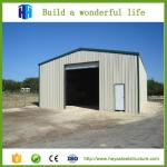 China high quality and low cost prefabricated steel structure warehouse