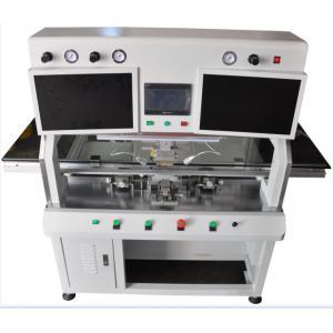 China TAB COF ACF Bonding Machine , LCD TV Panel Repair Machine For Laptop Lcd Screen Bonding on sale