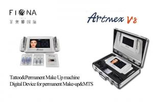 China distributors wanted Artmex V8 Digital Semi Permanent Make Up Tattoo Machine With Medical Ce on sale