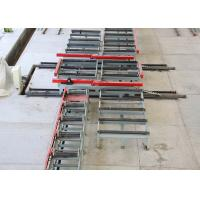 China 180 Degree H Beam Production Line 4000-15000mm Length With 1.5KW Motor Power on sale