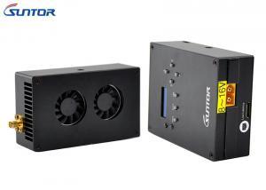 China Digital COFDM Long Range Wireless Transmitter 2.5W RF Power 1.5 / 3 / 6Mbps Data Rates on sale