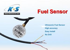 China Ultrasonic Fuel Level Sensor Water / Oil / Diesel Fuel Tank Level Monitoring System on sale