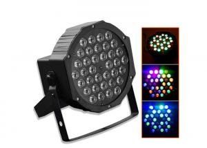 China Crystal LED Stage Spotlights Magic Led Stage Lighting Equipment 50 / 60Hz on sale