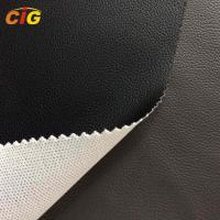 China Multi Color Anti Static Tear Resistant PVC Artificial Leather Fake Leather Material on sale