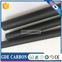 China 100% Glossy/Matte Carbon Fiber Tube/Tubing/Pipe on sale