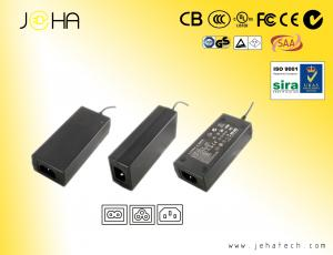China 12V 60W 5A desktop DC power AC adapter can use C6,C8,C14 plug,for LED strip,CCTV camera etc. on sale