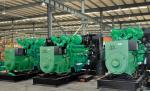 3 générateurs diesel 39.6kw 49.5kVA de Perkins de phase silencieux/type ouvert