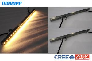 China RGB 3 In 1 Linear LED Wall Washer Lighting Fixtures With Stainless Steel 316 Housing on sale
