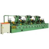 Automated Stainless Steel Pipe Making Machine High Frequency Tube Welding Machine